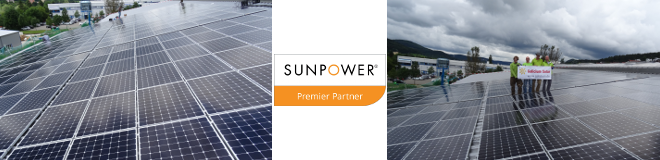 Solarinstallation in Albstadt