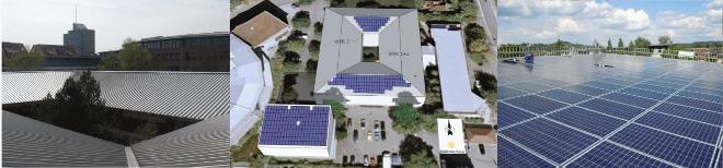 Gewerbepark Tübingen Solarprojekt