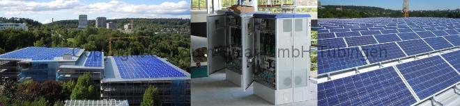 Solarprojekt Tübingen Uni Klinik