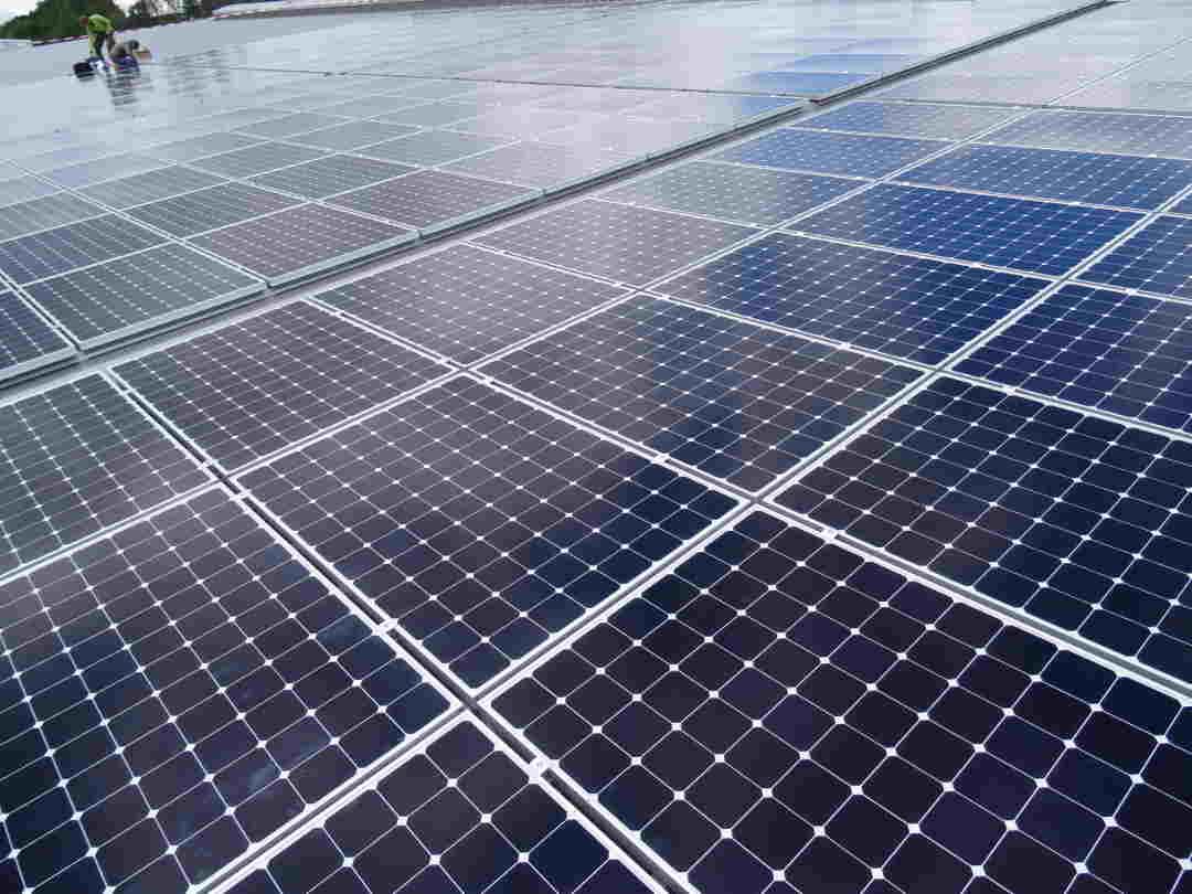 Warum sich Solarenergie lohnt